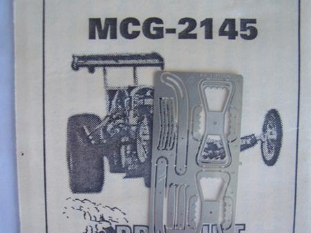 Model Car Garage Photo Etch Dragline Steering Wheel Details