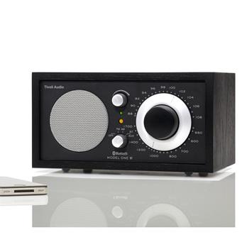 MODEL ONE BLACK/SILVER BLUETOOTH RADIO