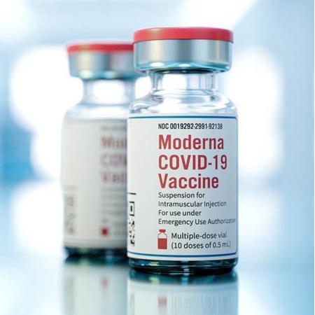 Moderna Covid-19 Vaccinations (12-59 years)