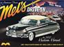 Moebius 1/25 '52 Hudson Hornet 'Mels Drive-In'