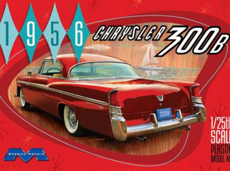 Moebius 1/25 1956 Chrysler 300B (MOE1207)