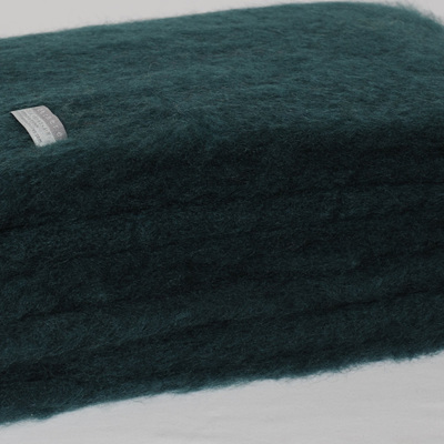Mohair Knee Rug - Bottle