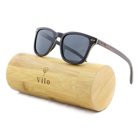 Molasses Wooden Sunglasses