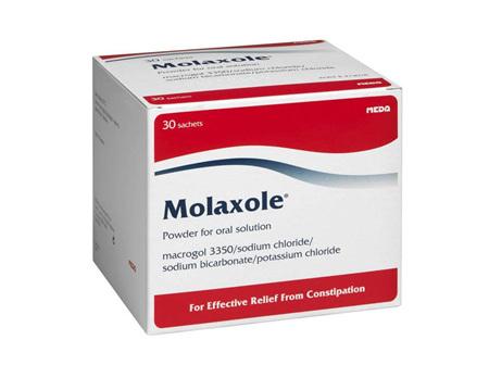 MOLAXOLE Powder oral 30 sachet