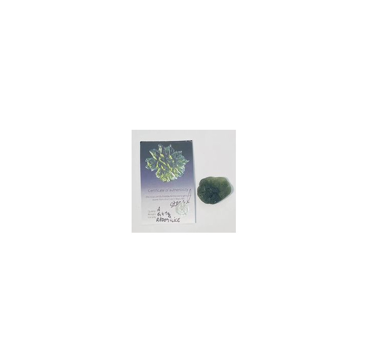 Moldavite 6.4gm