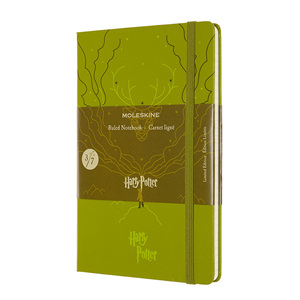 Moleskine Harry Potter - Expecto Patronum Large
