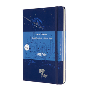 Moleskine Harry Potter - Flying Car Large