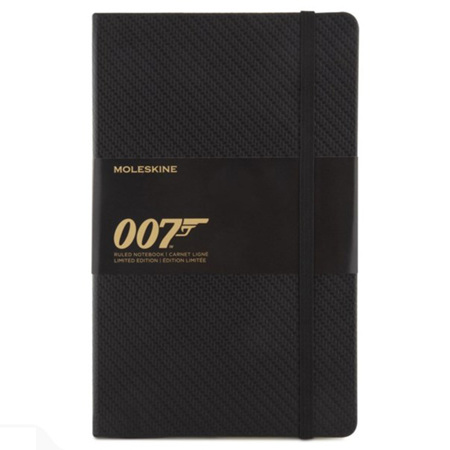 Moleskine James Bond Large