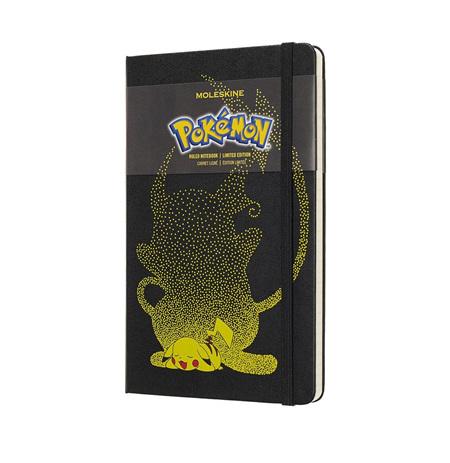 Moleskine Pokemon Pikachu Large