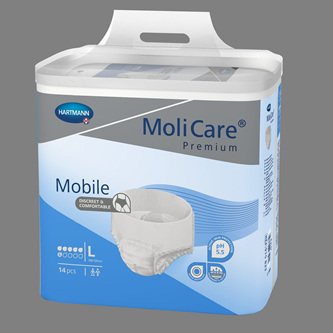 MoliCare Mobile Pull-Ons - Large (6 Drops)
