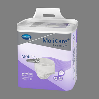 MoliCare Mobile Pull-Ons - Medium (8 Drops)