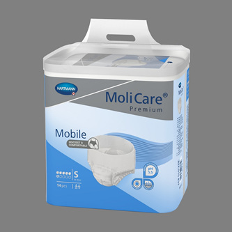 MoliCare Mobile Pull-Ons - Small (6 Drops)