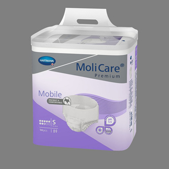 MoliCare Mobile Pull-Ons - Small (8 Drops)