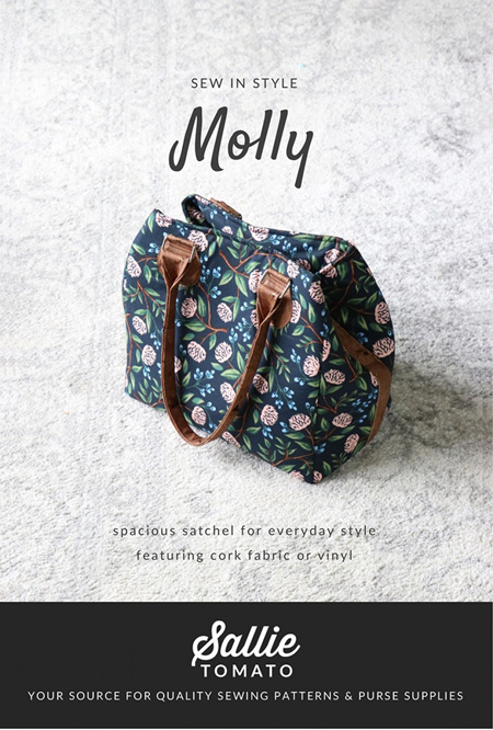 Molly Bag Pattern from Sallie Tomato