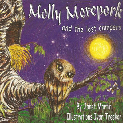 Molly Morepork and the Lost Campers