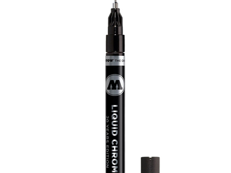 MOLOTOW Liquid Chrome 1mm Extra Fine Marker