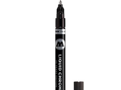 MOLOTOW Liquid Chrome 1mm Extra Fine Marker
