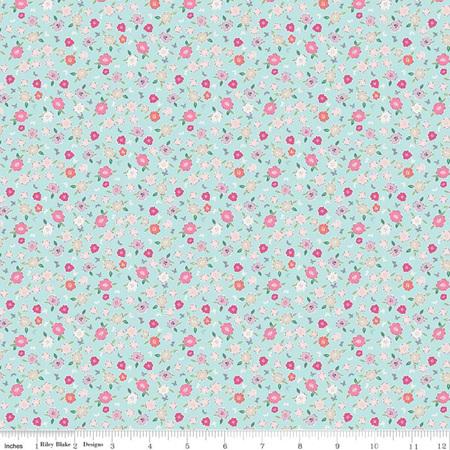 Moments Blossom Aqua C9015