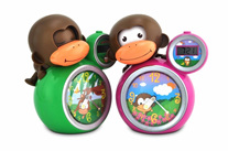 Momo Baby Zoo Sleep Training Clock - customer product review