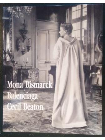 Mona Bismarck, Balenciaga, Cecil Beaton