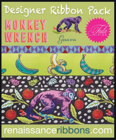 Monkey Wrench Ribbon Pack