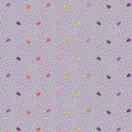 Monkey Wrench - Spots on Spots PWTP139 Dragon Fruit