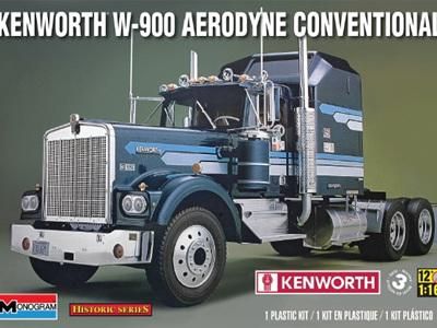 Monogram 1/16 Kenworth Aerodyne Conventional