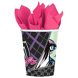 Monster High Cups x 8