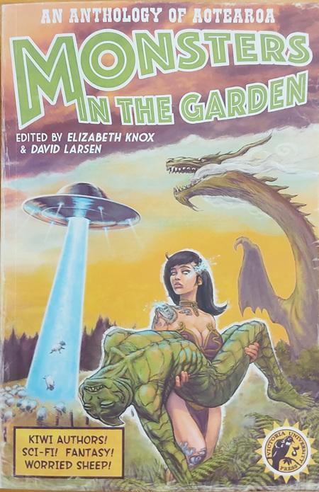 Monsters In The Garden