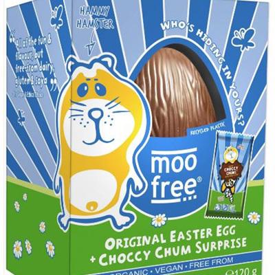 Moo Free OG Organic Egg