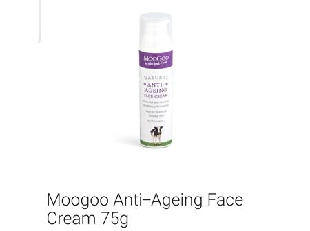 MOOGOO Anti-Age Face Cream 75g