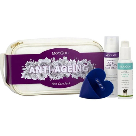 MOOGOO ANTI-AGEING SKN CARE PK