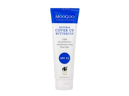 Moogoo Cover-Up Buttercup SPF15 120G