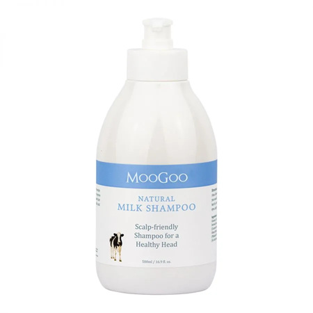 MOOGOO MILK SHAMPOO 500ML