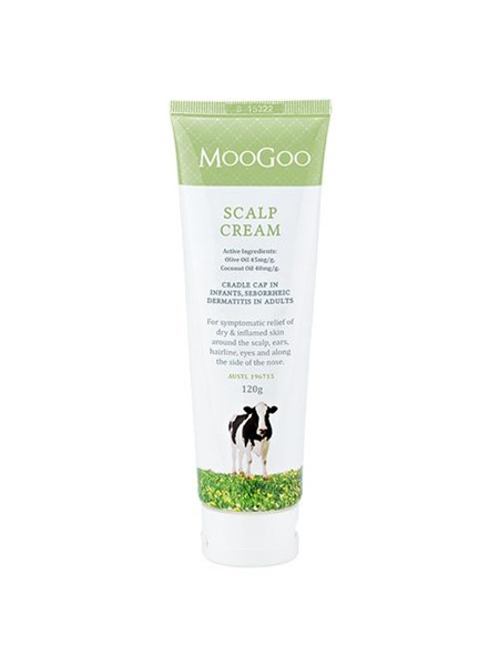 MOOGOO Scalp Cream 120g
