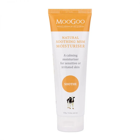 MOOGOO SOOTHING MSM CREAM 120G