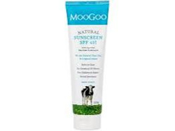MOOGOO Sunscreen SPF40 120G