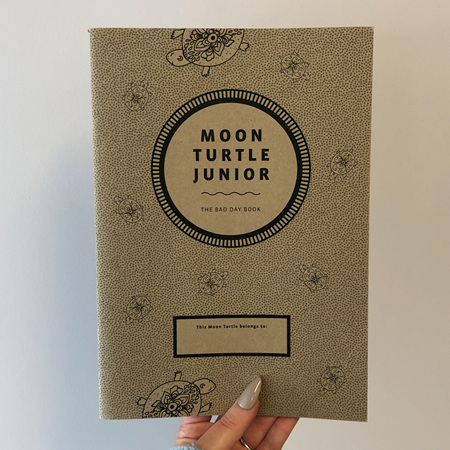 Moon Turtle Journal Junior