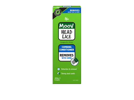 Moov Combing Conditioner 200mL