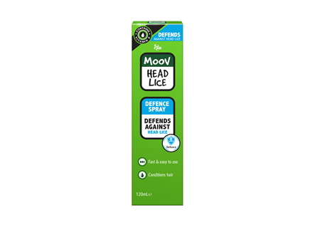 Moov Defence Spray 120mL