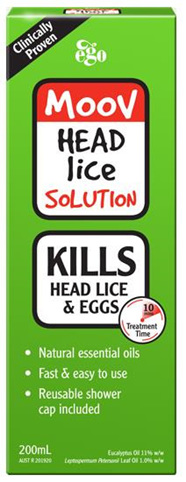 MOOV Head Lice Solution