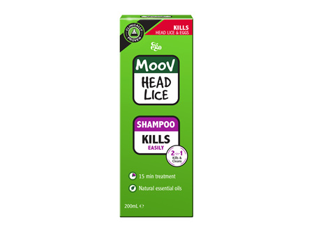 Moov Shampoo 200mL