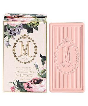 MOR MARSHMALLOW SOAP 180GM