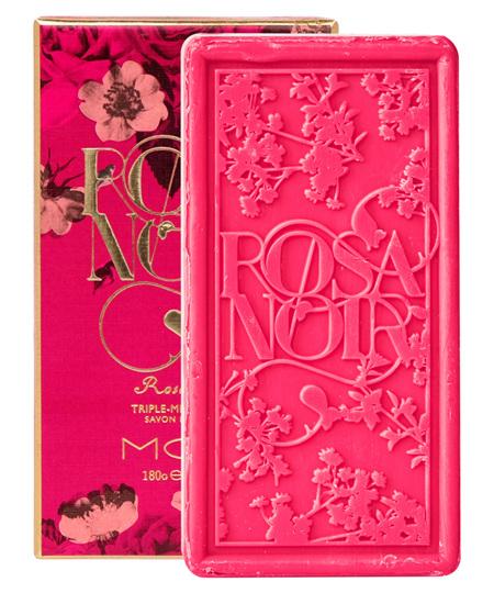 MOR SOAP ROSA NOIR
