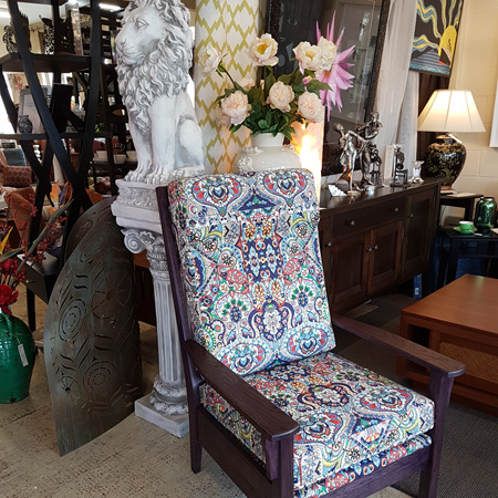 Morefield Chair High Back - $3,018