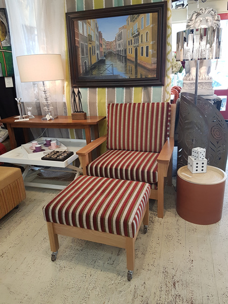 Morefield Sofa & Chair