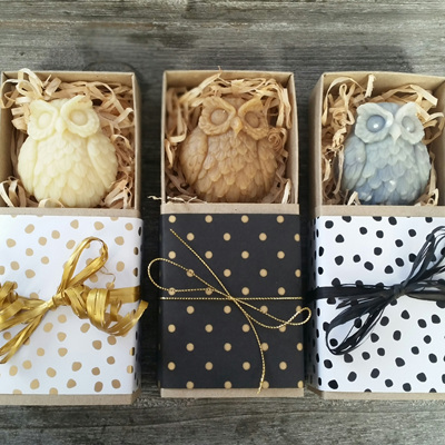 Morepork Soap Gift Box