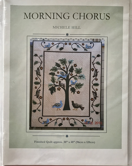 Morning Chorus Quilt Pattern