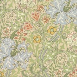 Morris Garden Golden Lily Porcelain 733011