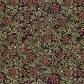 Morris Garden Jasmine Ebony 733212